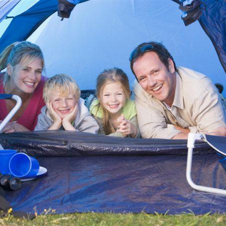 camping bord de rivière dordogne