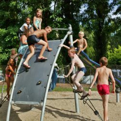 camping pour enfant perigord