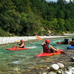 camping pour canoe dordogne